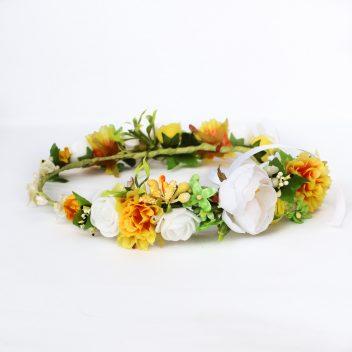 Wianek kwiatowy nr. 49
