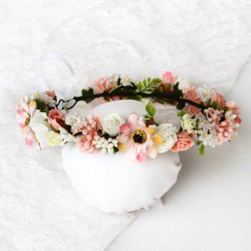 Wianek kwiatowy nr. 43