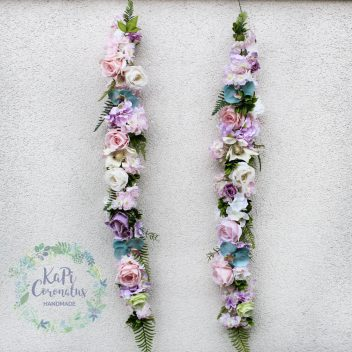 Girlanda kwiatowa nr. 02