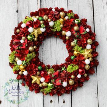 Wianek świąteczny nr. 53