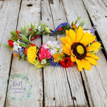 Wianek kwiatowy nr. 206