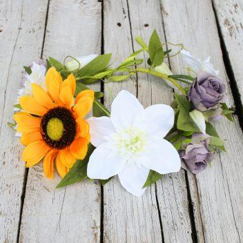 Wianek kwiatowy nr. 207