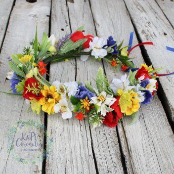 Wianek kwiatowy nr. 214