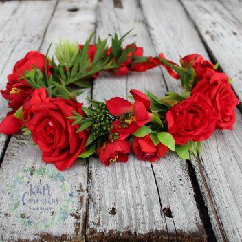 Wianek kwiatowy nr. 306